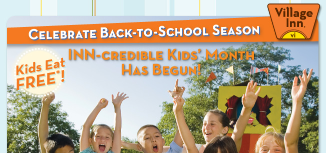 Celebrate Back-to-School Season
